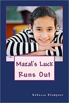 Mazal's new cover